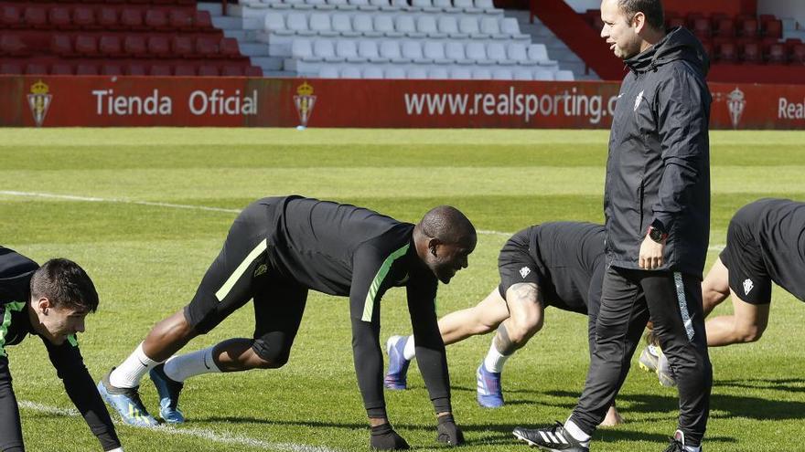 Carmona empuja al Sporting