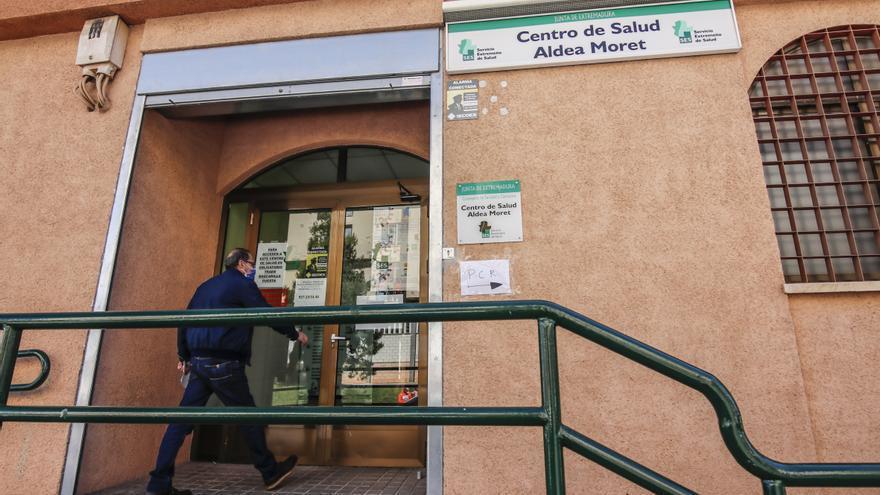 Nuevo cribado en Aldea Moret, este jueves en el centro de salud