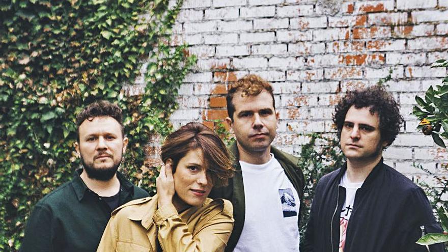 El último disco de Triángulo de Amor Bizarro opta a Álbum Europeo del Año