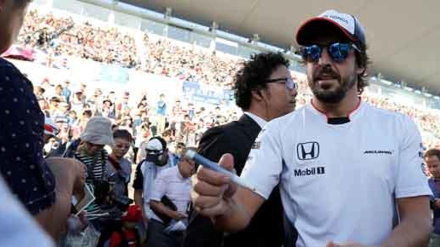 """Alonso: """"Es cuestión de tiempo que consigamos victorias"""""""
