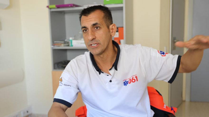 El Servicio de Salud destituye al coordinador del 061 en Ibiza y Formentera