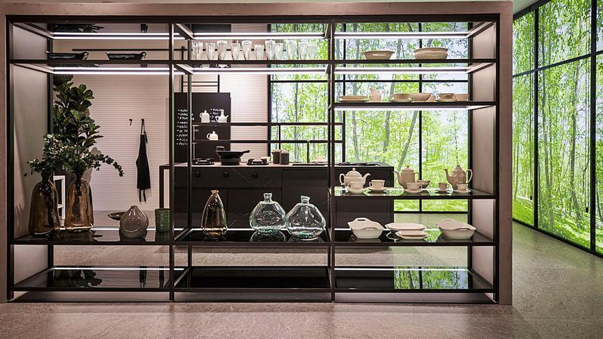 Porcelanosa presenta sus  colecciones en un recorrido por las capitales del diseño