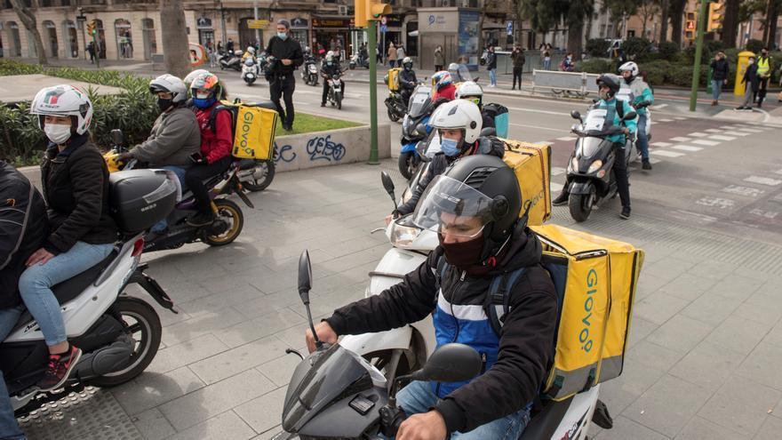 El Gobierno aprueba hoy la Ley de 'riders'