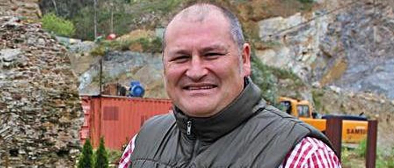 César Álvarez. | T. C.