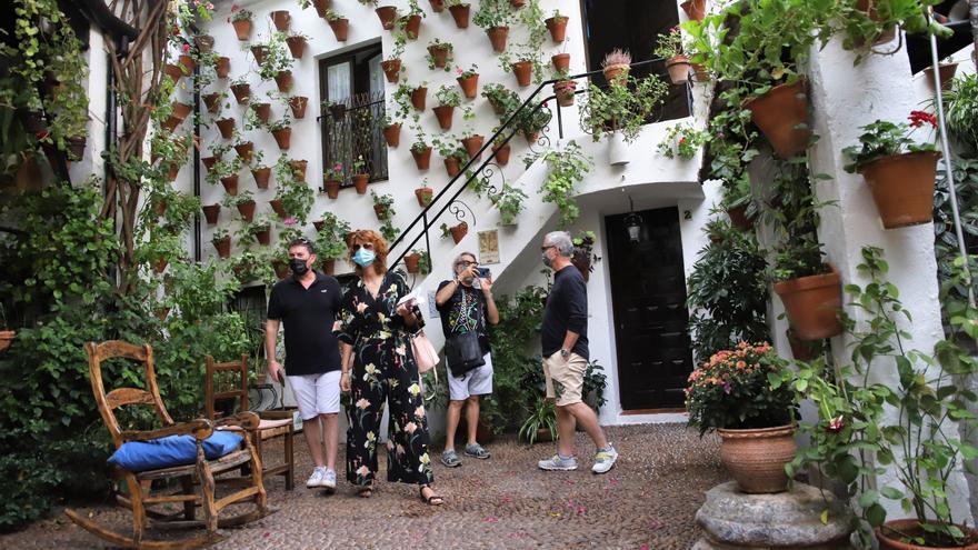 Los Patios de Otoño y Flora devuelven el bullicio a las calles de Córdoba
