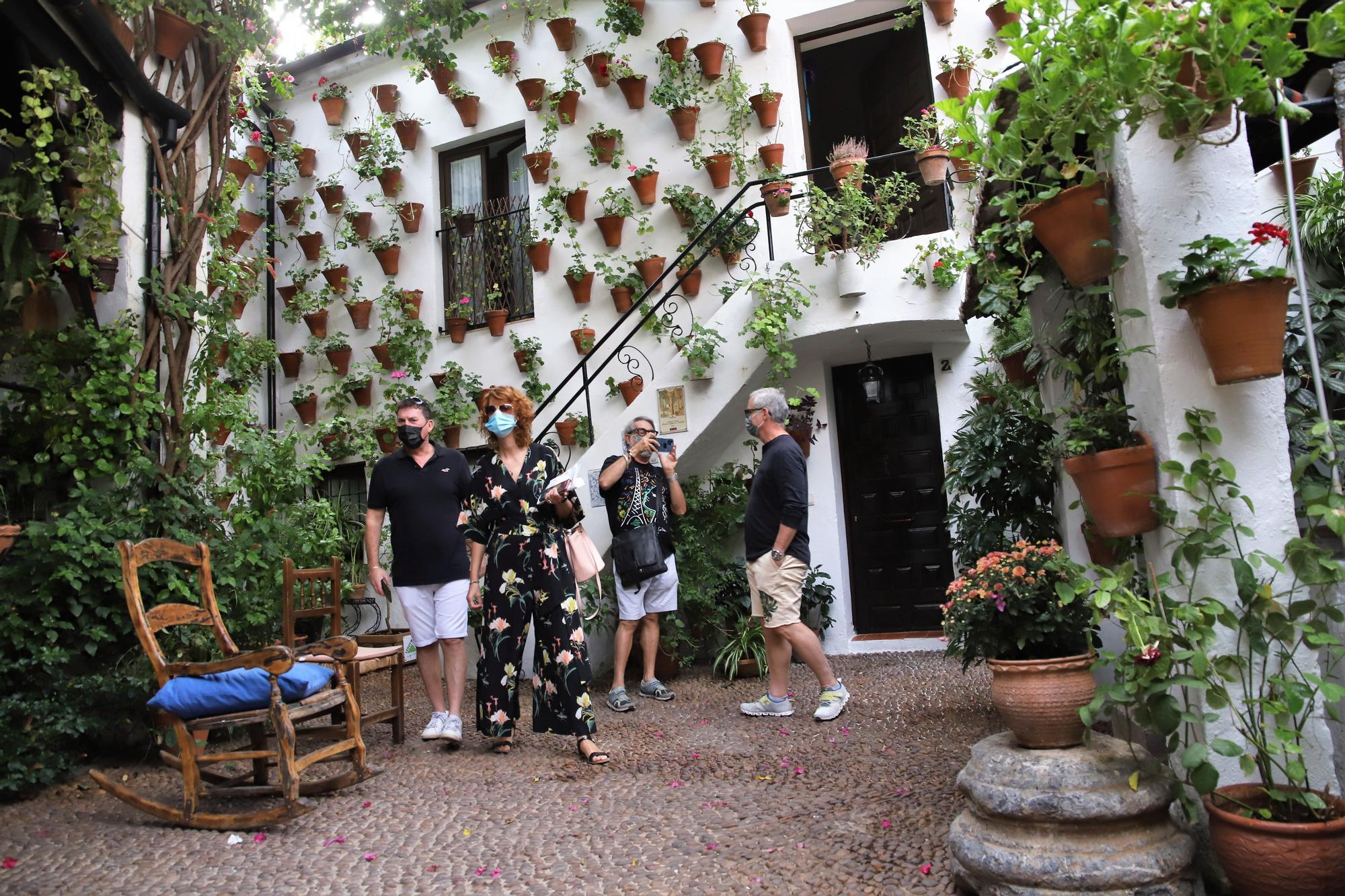 Los patios de otoño y Flora animan el fin de semana en Córdoba