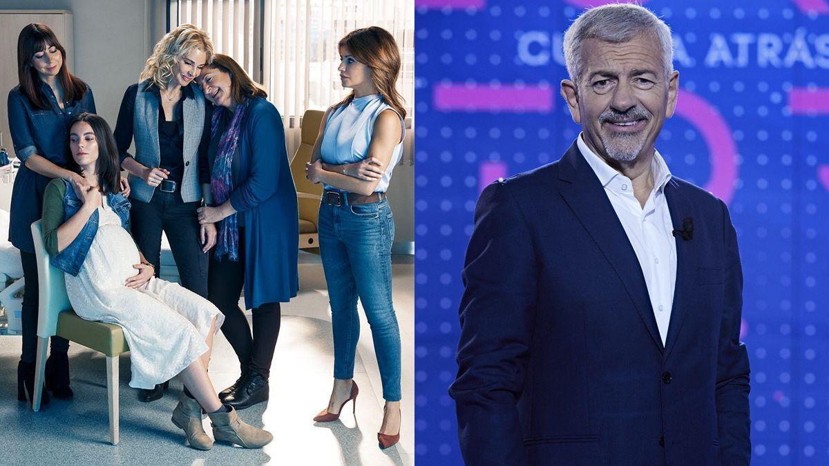 'Madres' vuelve a quedarse sin hueco en Telecinco, que dedicará la noche del martes a 'Secret Story'.