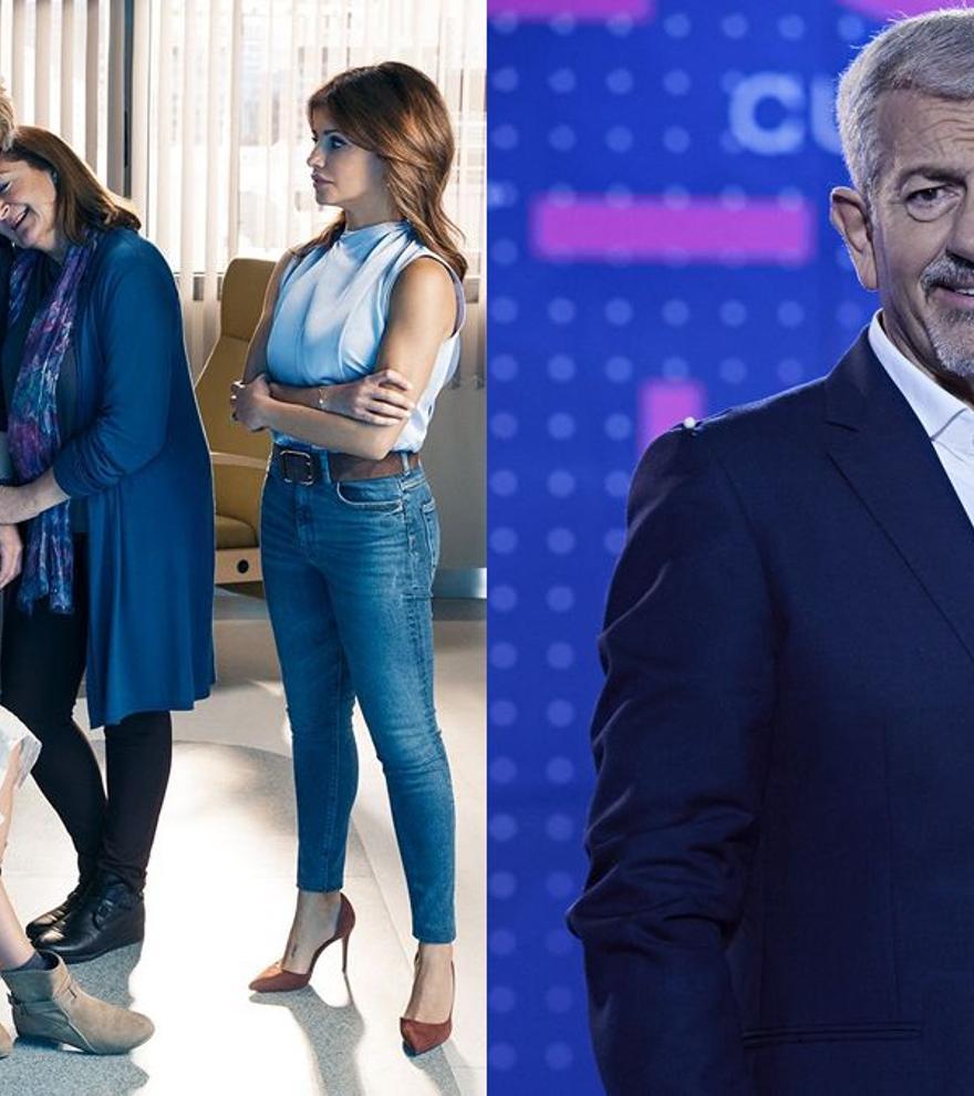 'Madres' vuelve a quedarse sin hueco en Telecinco, que dedicará la noche del martes a 'Secret Story'