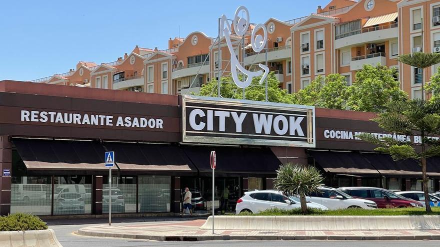 City Wok abre su primer bufé en Málaga en el antiguo local del Pórtico de Velázquez