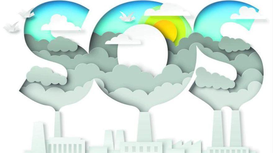 L'escalfament global va a pitjor