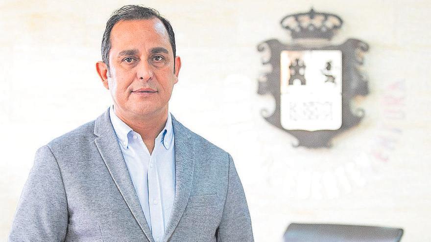 Despejados los obstáculos  para el nombramiento de Blas Acosta como viceconsejero