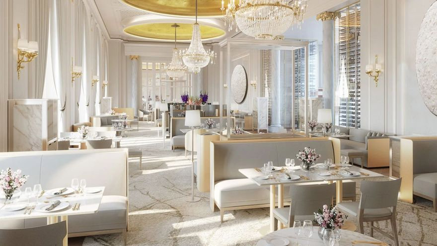Así son los tres restaurantes de lujo de Quique Dacosta en el hotel Ritz de Madrid