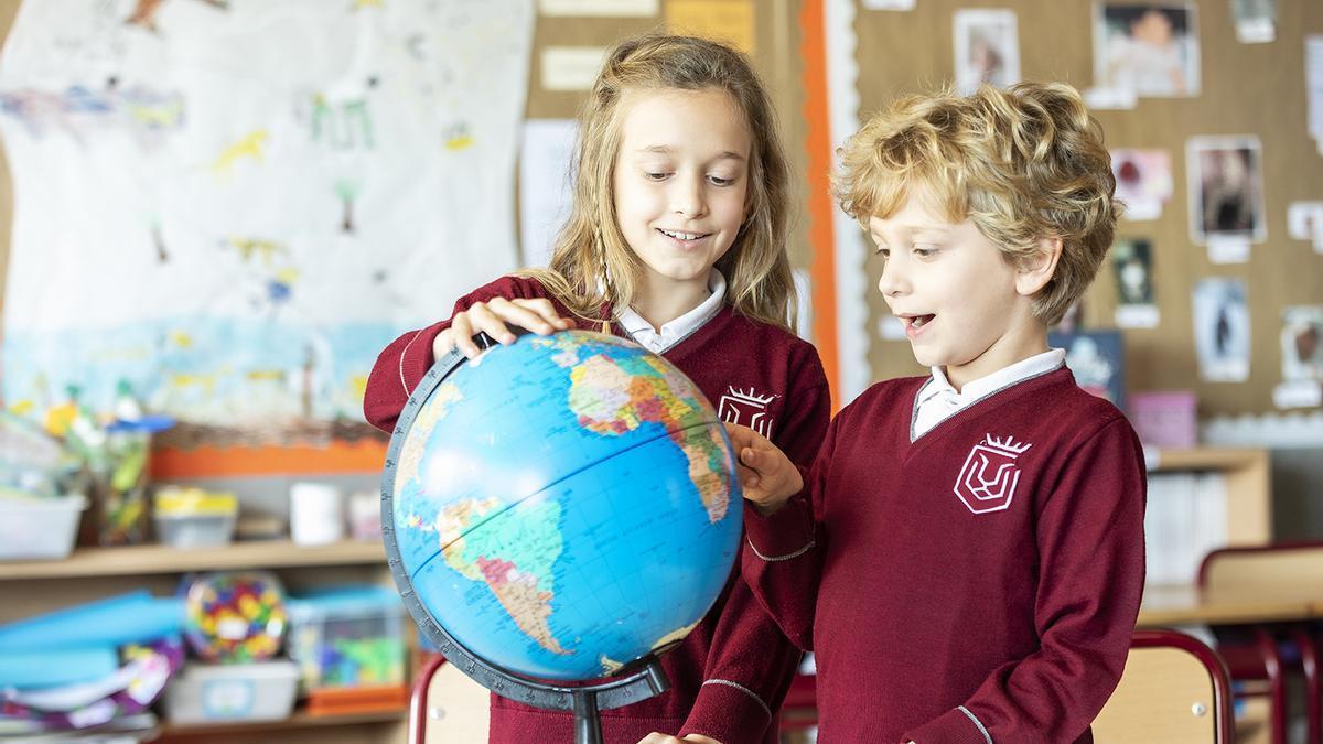 O Castro British International School imparte el English National Curriculum desde los 3 a los 18 años