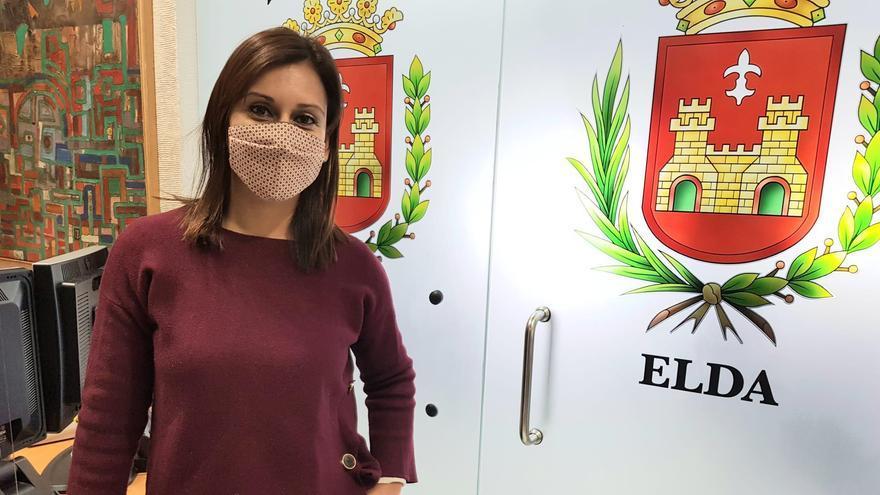 La concejala Silvia Ibáñez.