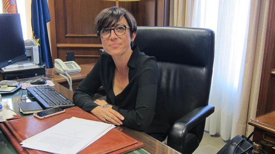 La directora de la Guardia Civil visita Murcia y presenta una operación antidroga