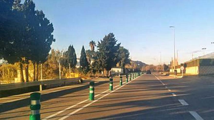 Oliva construirá una rotonda de acceso a las instalaciones  del club de tenis