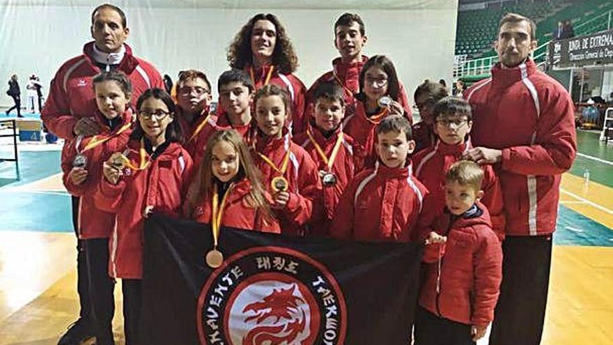 Zamora, provincia de éxitos y referente mundial de taekwondo