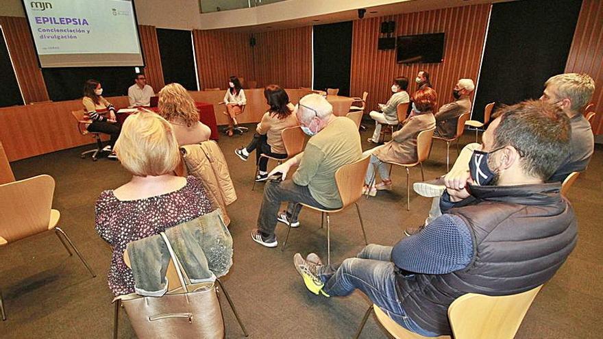 Blanes acull una xerrada divulgativa per desfer l'estigmatització de l'epilèpsia