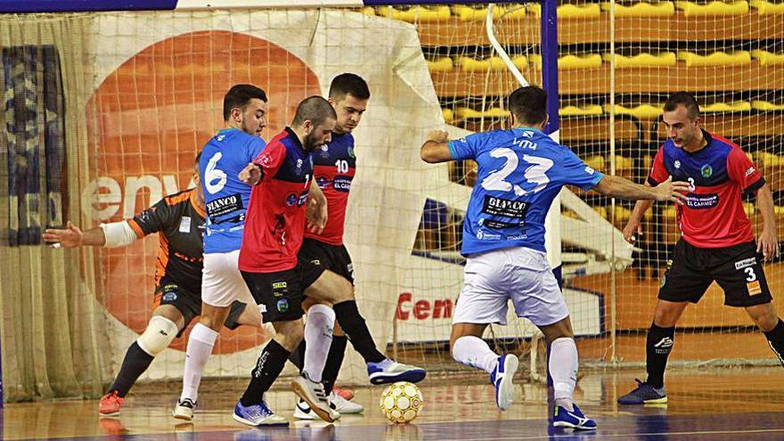 El Sala Ourense regresa a los entrenamientos
