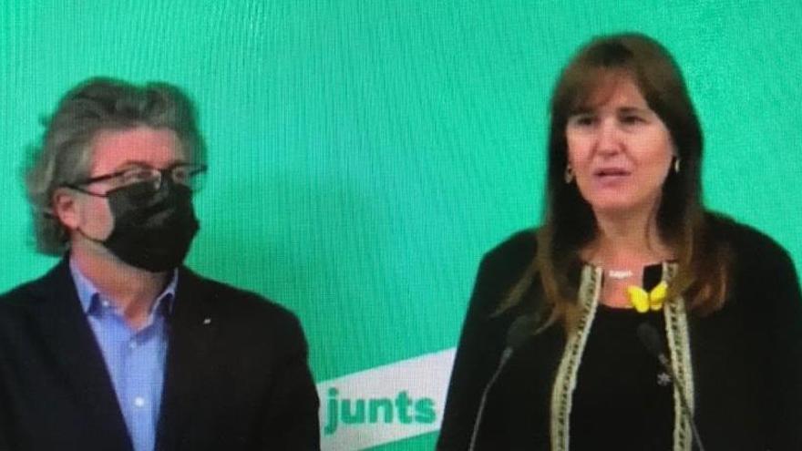 JxCat incorporará en sus listas para el 14F a candidatos de Demòcrates