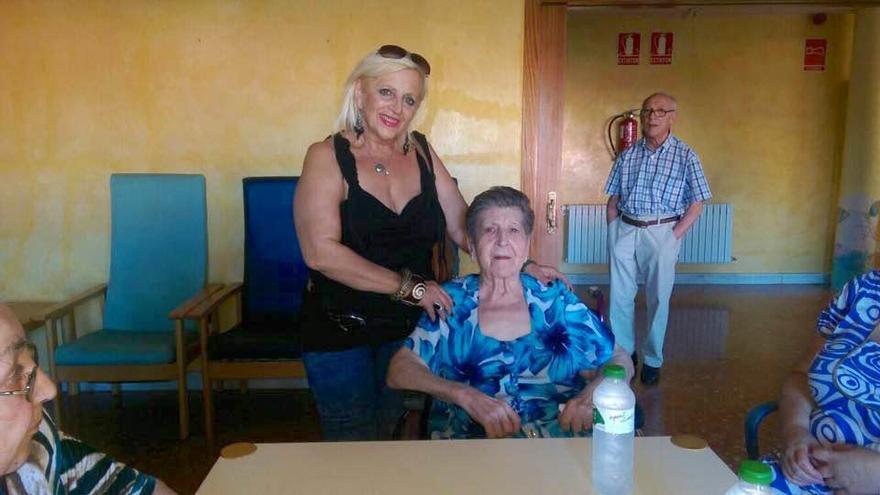 """Mor Antonia Martínez, la mare de Pilar Abel, la """"suposada"""" filla de Salvador Dalí"""