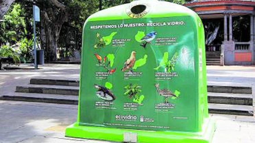 Ecovidrio impulsa una campaña para la protección de especies en extinción