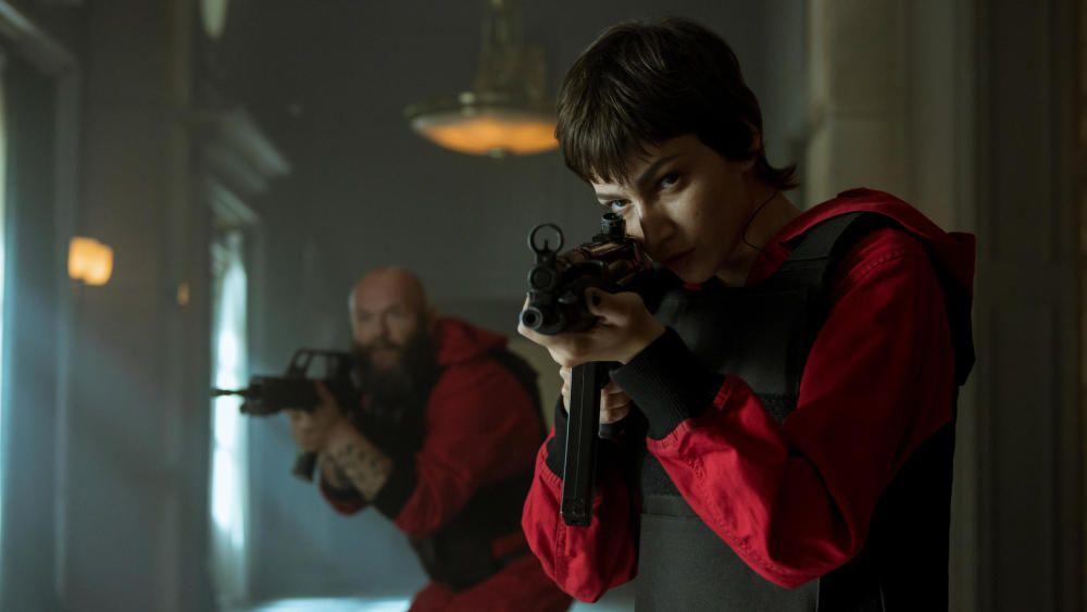 Netflix desvetlla el tràiler de «La casa de papel»