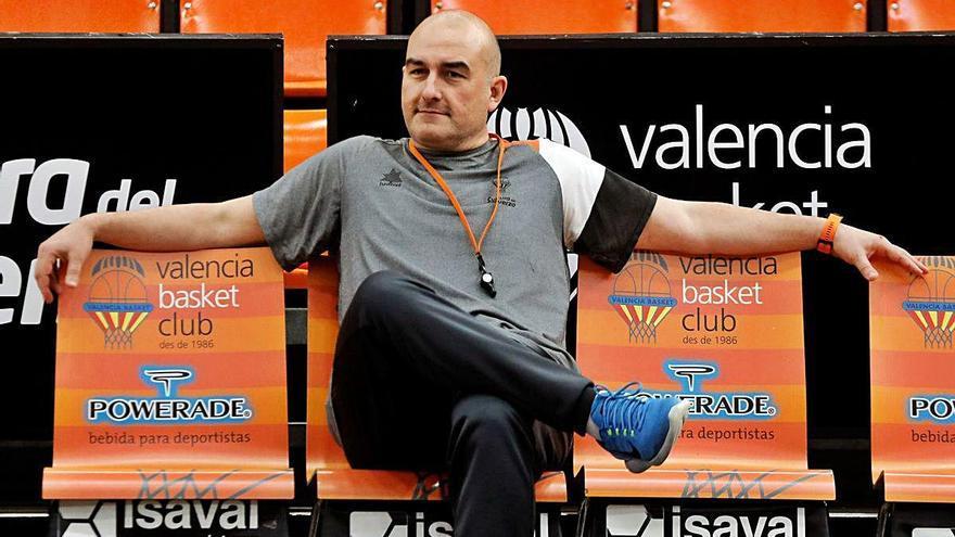 """Jaume Ponsarnau: """"Esta es mi mejor plantilla"""""""