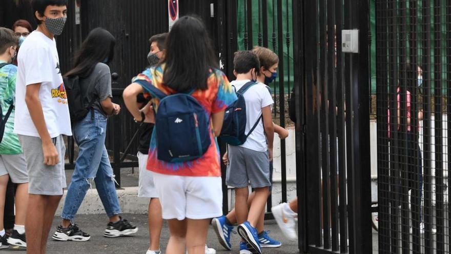 El Gobierno considera que el inicio del curso escolar ha sido aceptable