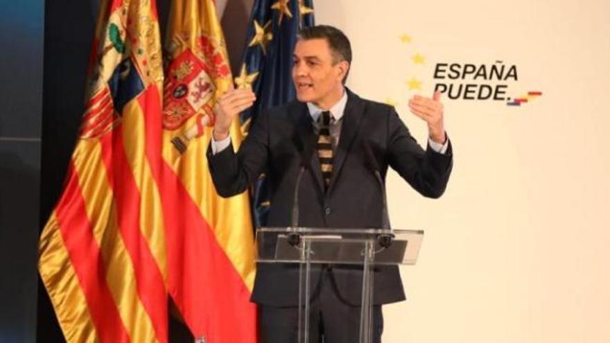 """Sánchez: """"Nos quedan meses duros pero tenemos esperanza y confianza"""""""