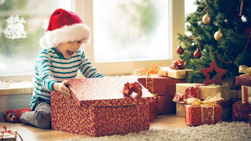 ¿Muchos juguetes? La regla de los cuatro regalos