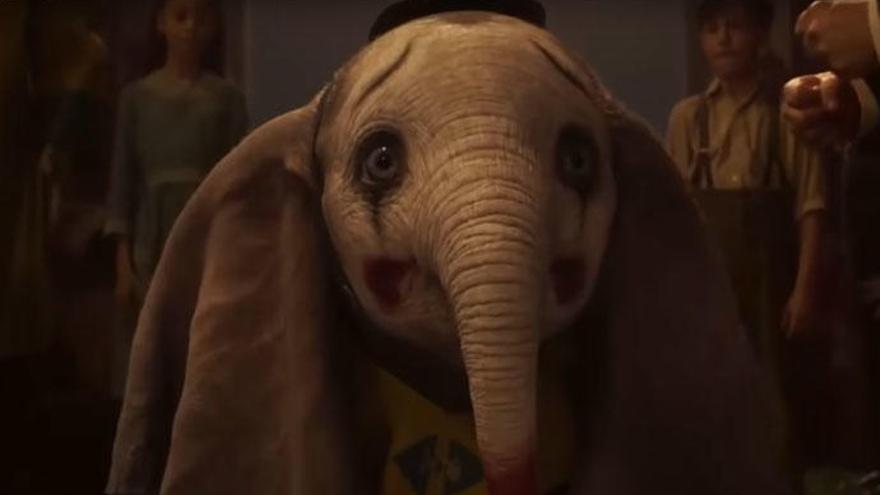 """Así es el """"oscuro"""" 'Dumbo' de Tim Burton, el estreno de Disney más esperado del año"""