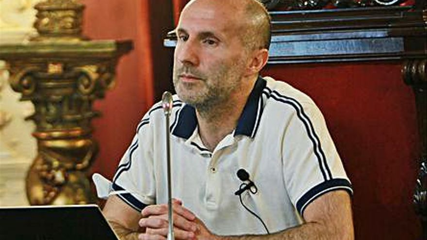 Jácome ya gestiona el área de personal y presidirá la próxima mesa de negociación sindical