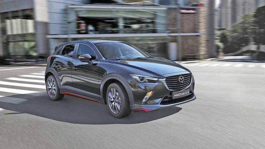 CX-3: Mazda Crossover