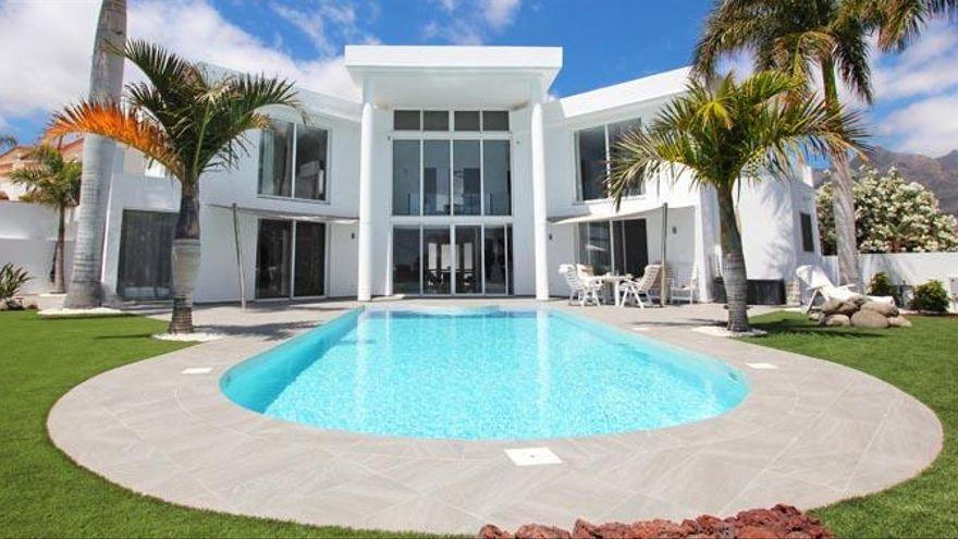 Los alemanes, los más interesados en comprar una vivienda de lujo en Canarias