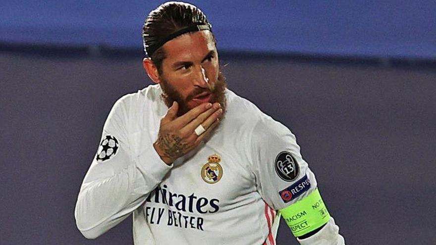 Sergio Ramos, ¿pista sobre su futuro?