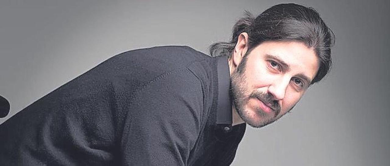 El pianista ovetense Jacobo de Miguel, que abre hoy el Festival Vetusta & Jazz. | LNE