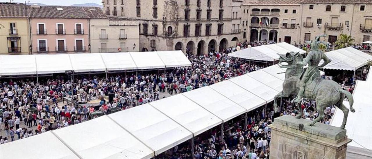 Suspenden la Feria del Queso de Trujillo y la feria de junio a causa de la pandemia