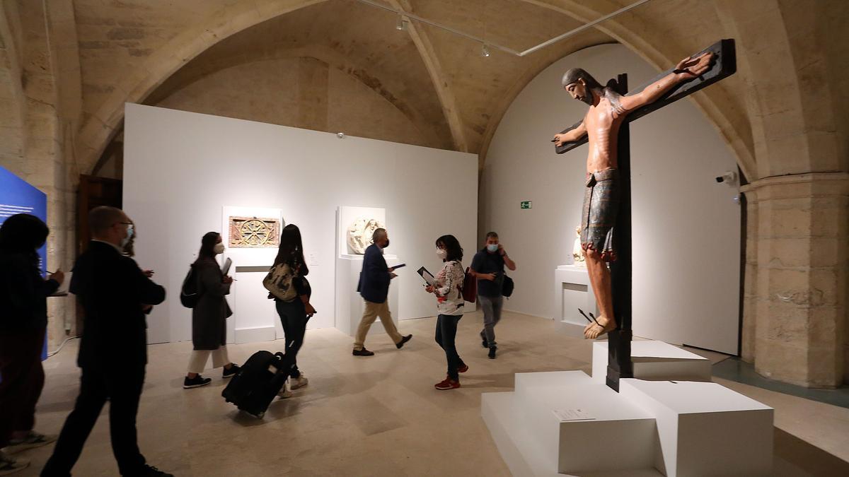 """Exposición """"LUX"""" de la Fundación Las Edades del Hombre"""