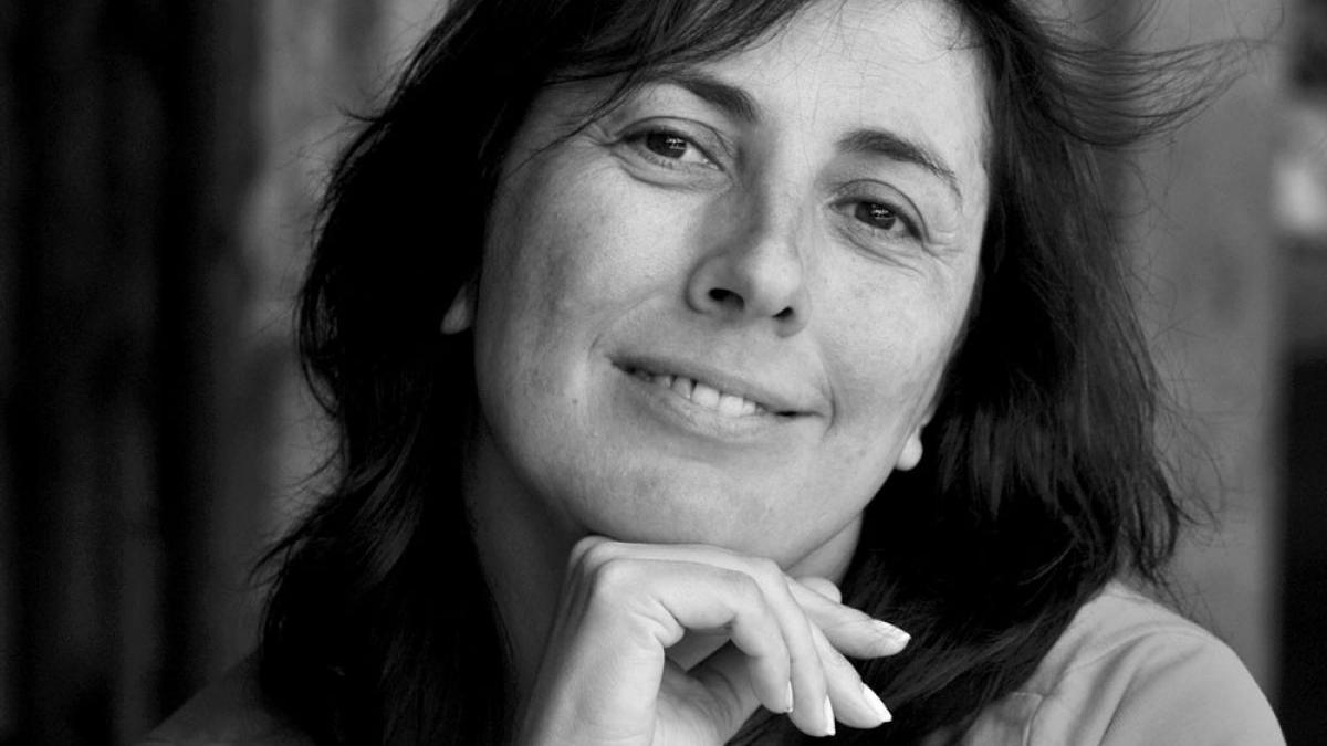 La narradora Ana Griott.