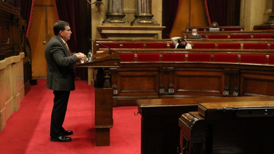 Cuevillas es va plantejar deixar l'escó al Parlament però Puigdemont li va demanar que no ho fes