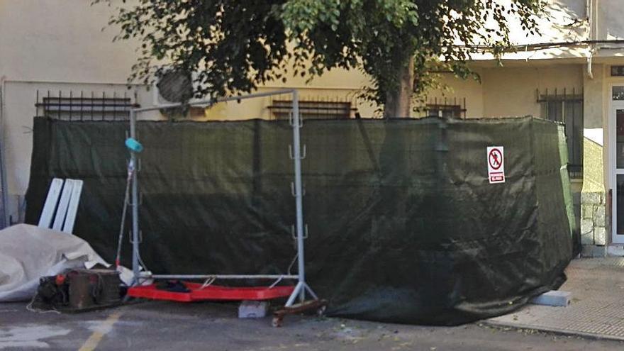 AUGC denuncia más retrasos en la construcción del nuevo cuartel