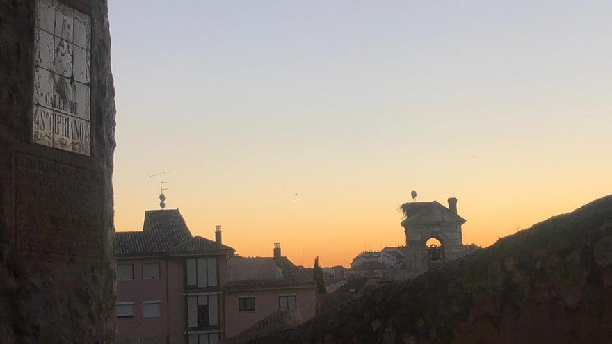 El tiempo en Zamora: suben las temperaturas