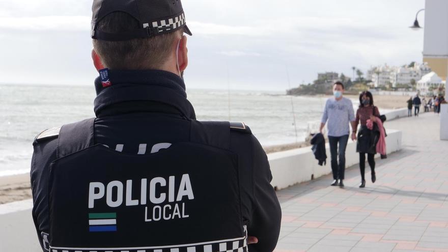 La Policía Local de Mijas levanta 158 sanciones por incumplir medidas durante la Semana Santa