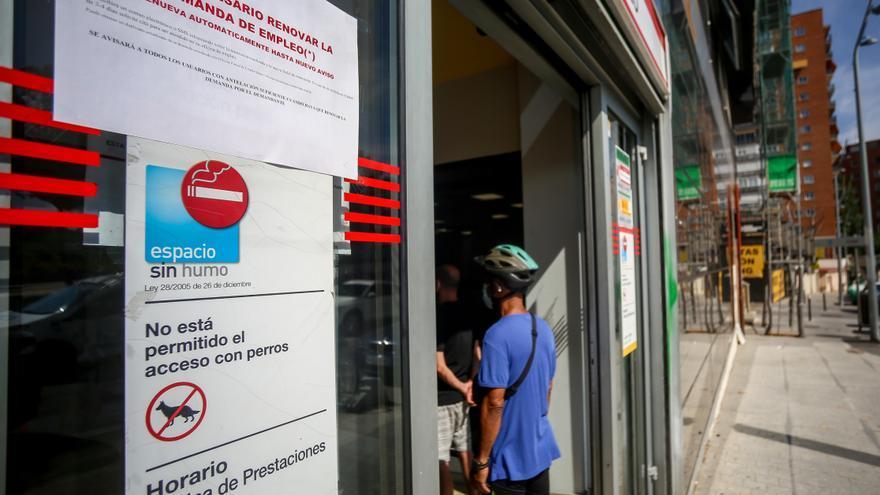 Los sindicatos señalan la temporalidad y la estacionalidad del empleo de Málaga