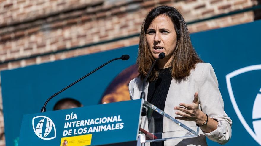 Belarra reivindica que Podemos hace avanzar al Gobierno ante las reticencias del PSOE