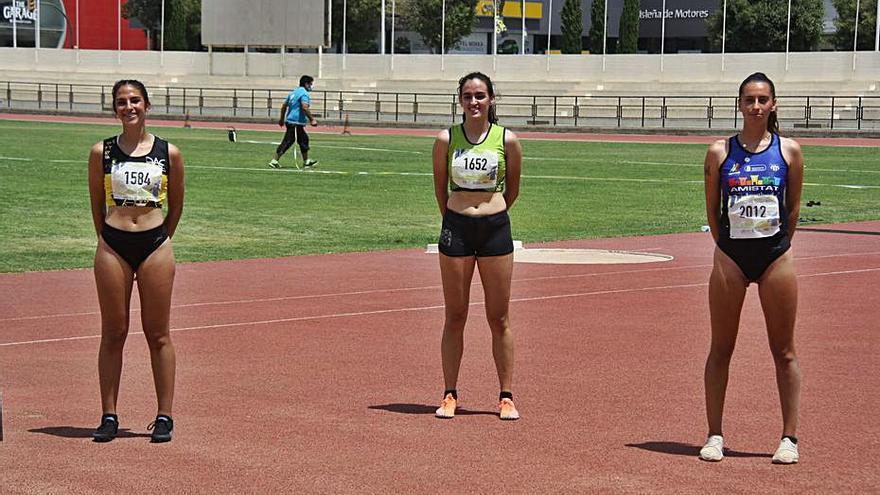 Valentín Gartner  y Aina Mascaró, campeones  de Balears de pruebas combinadas