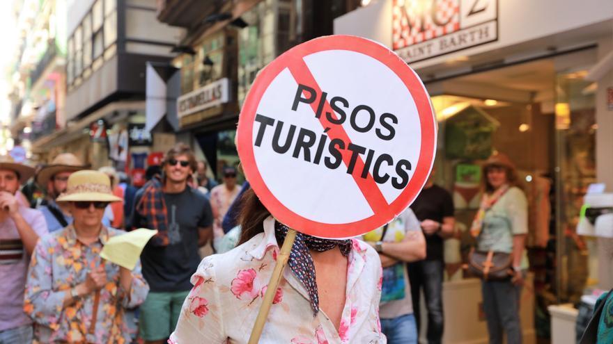 Los vecinos de Palma no dan la batalla por perdida pese a la sentencia del TSJB