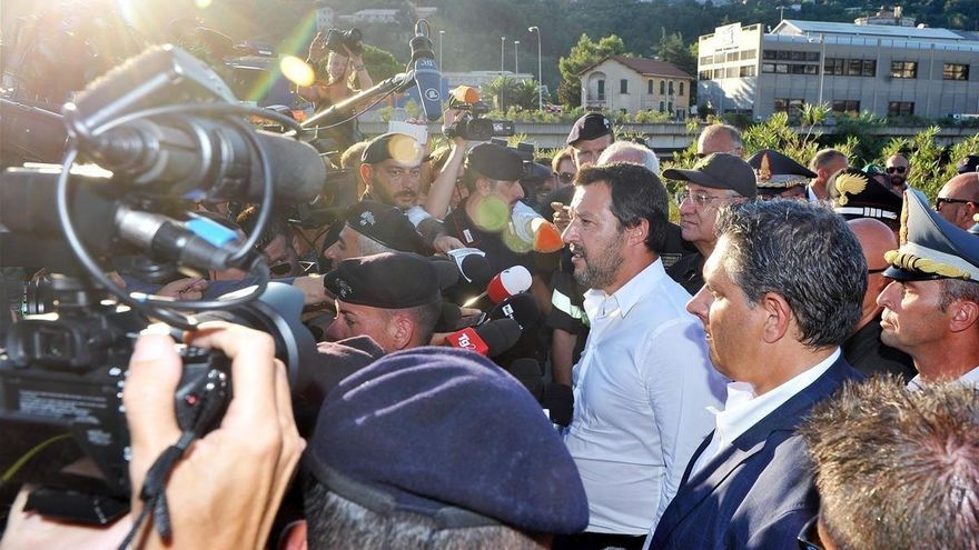 Bruselas responde a Salvini: Italia tiene fondos europeos para infraestructuras
