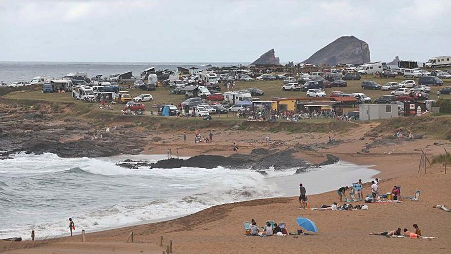 El Principado retoma el proyecto del parque-playa de Verdicio